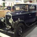 Peugeot 201 coupé docteur (1929-1931)