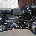 Restauration d'un Kreidler TM 1969