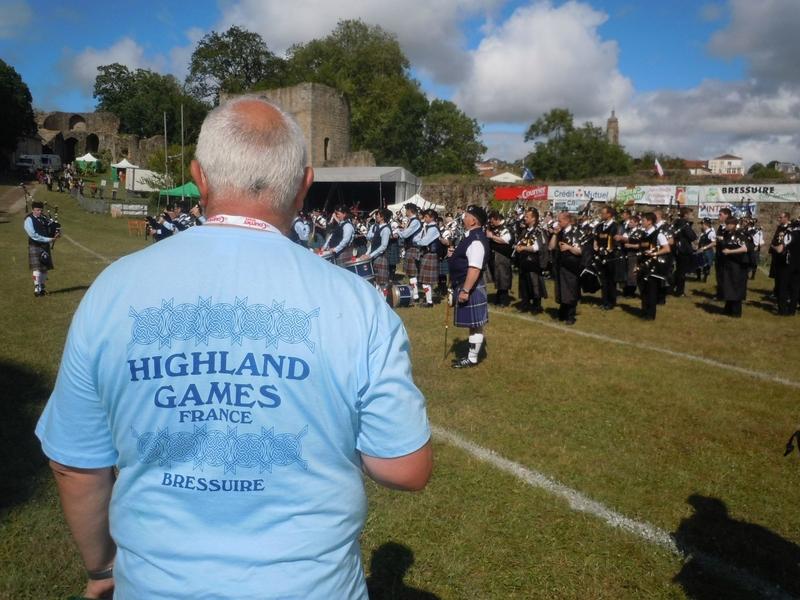 Le bleu des Highlands