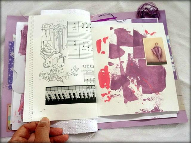 Happy mail janvier de Mme Pinat (18)