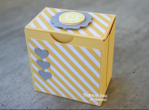 tuto boite de naissance avec l 39 insta pochette papiers en seine. Black Bedroom Furniture Sets. Home Design Ideas