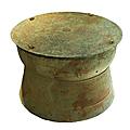 Tambour de pluie. vietnam, culture de dong son, ve – ier siècle av. j.c