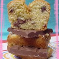 Cake Crunch-coco, le cake dcoiffant...!!!