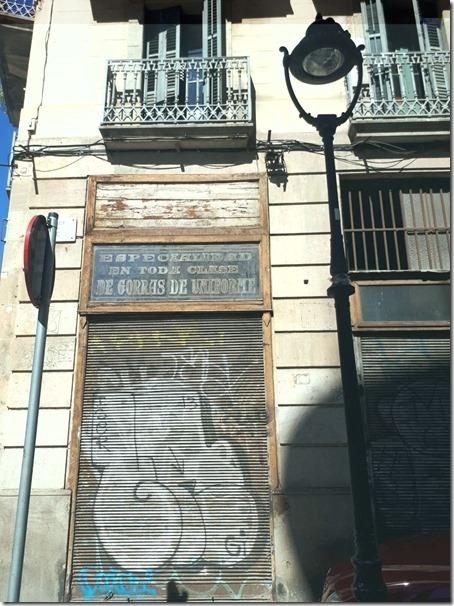 Ludi et Manon Barcelone