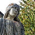 Pour la toussaint, allons au cimetière d'aiguilles (queyras)...