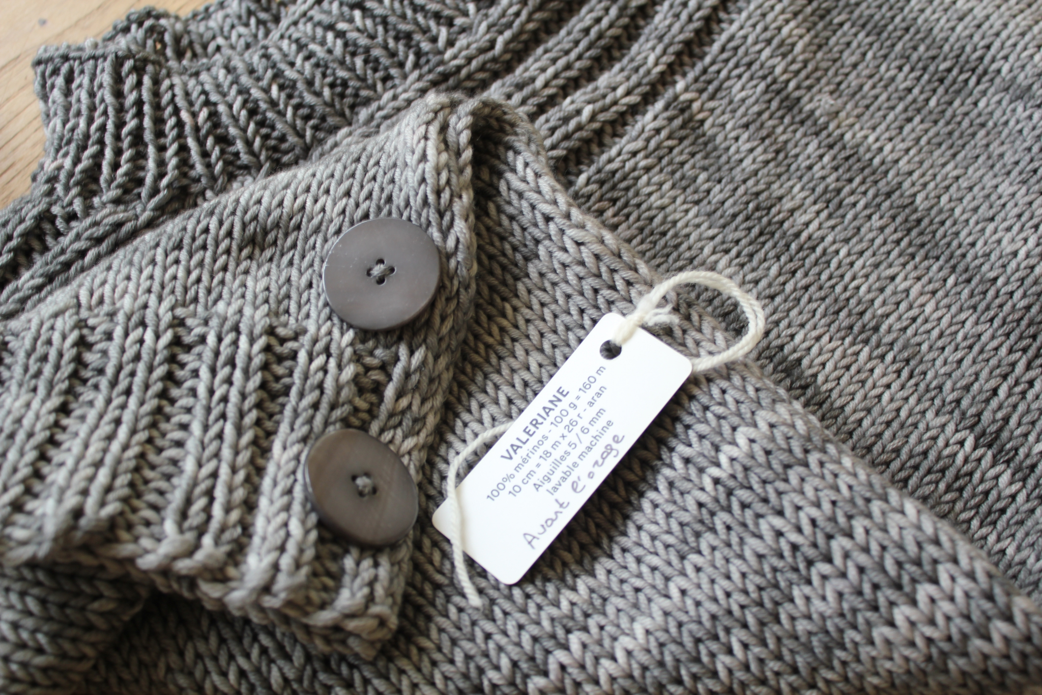 Collection d'automne #4 {du tricot}