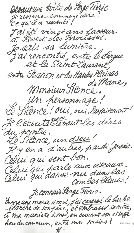Pages d'écriture 3