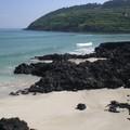 Coree du sud - ile jeju - plage de hamdeok