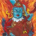 Dieu tibétain musicien 1