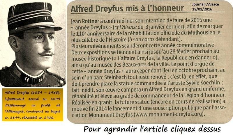 En direct -Drouot - Alfred Dreyfus