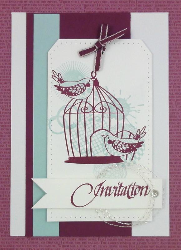 faire part de mariage cage aux oiseaux aladine le blog. Black Bedroom Furniture Sets. Home Design Ideas