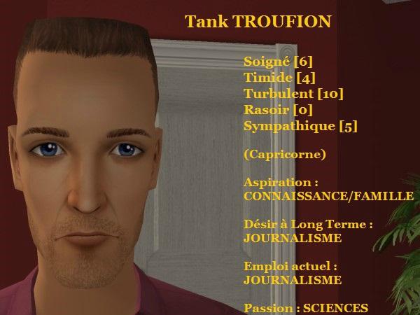 Tank TROUFION