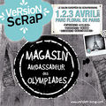 Blogeuse scrappeuse journaliste - version scrap # 2