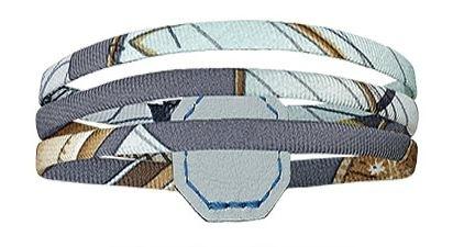 bracelet en soie petit h3