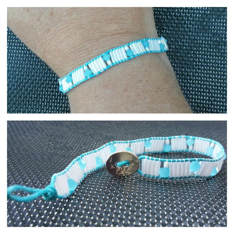 Un bracelet Azur