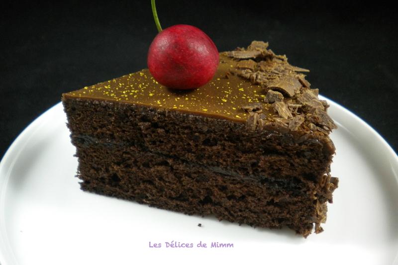 Gâteau la Forêt Basque 4