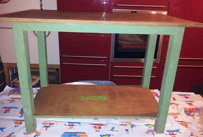 table pour cusine