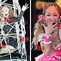 Les costumes du countdown live 2012-2013