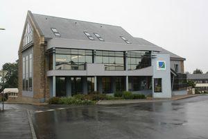 C3A communauté de communes Avranches 2012