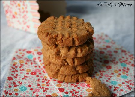 Peanut Butter Cookies_