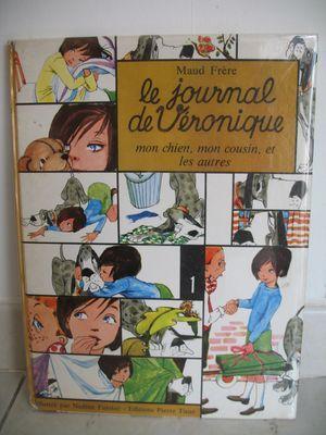 Oo v ronique tome 1 oo mon grenier livres - Le journal des femmes cuisine mon livre ...