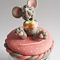 Tutoriel en vidéo : mini donut réaliste