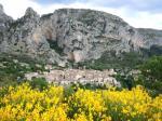 Moustiers-Sainte-Marie, panorama genets 8(04)