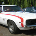 Chevrolet camaro SS hardtop coupe 1969 01
