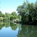 Quartier de Sainte-Pezenne, cabanes de pêcheurs