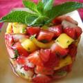 2 recettes « fraîcheur » autour de la fraise ! 2 refreshing strawberry based recipes !