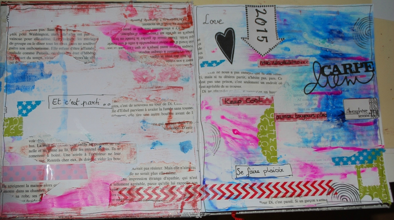art journal sem1