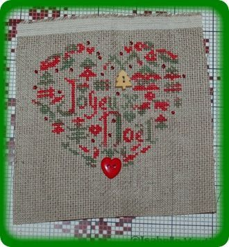 Coeur Noël 6