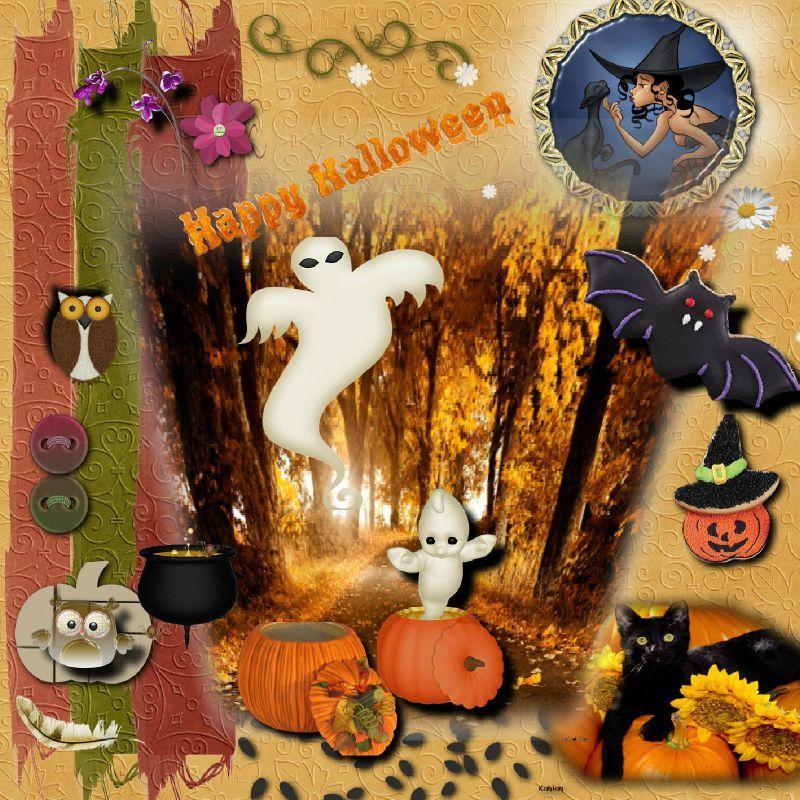 * Halloween
