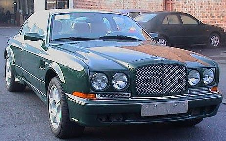 Bentley Continental R Le Mans - 2002