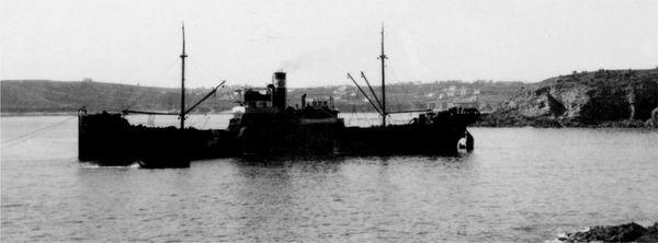 CH09 - Naufrage du Borgfred 1933aa