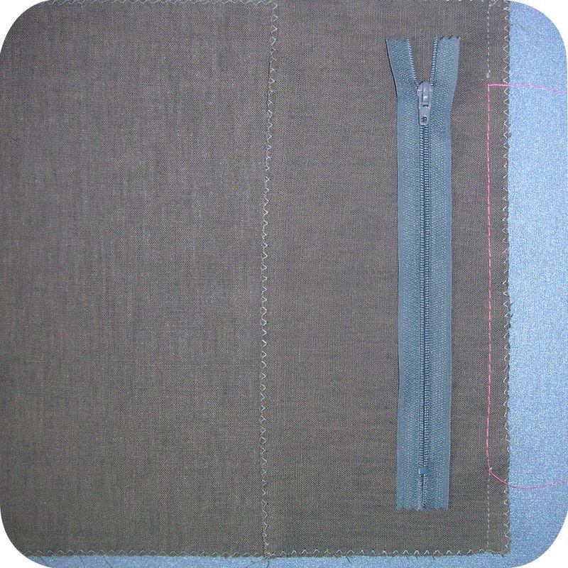 comment coudre une fermeture eclair sur une robe. Black Bedroom Furniture Sets. Home Design Ideas