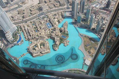 125me tage Burj Khalifa