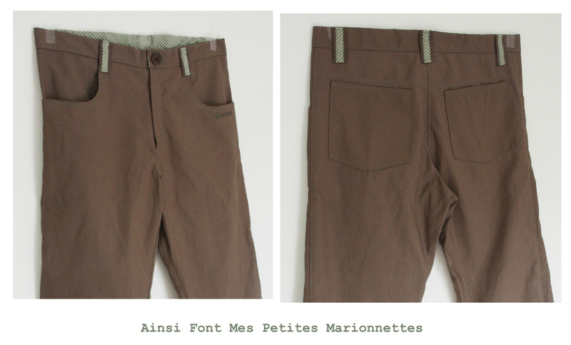 pantalon beige charly 2
