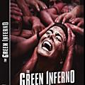 Concours the green inferno : 3 dvd à gagner du nouveau cauchemar d'eli roth