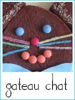 Gâteau chat index