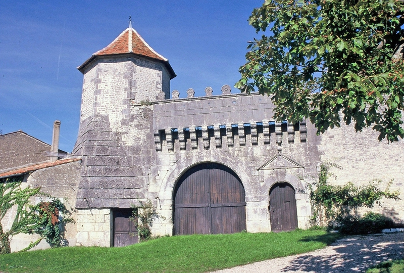 juillac le coq ancien monastère