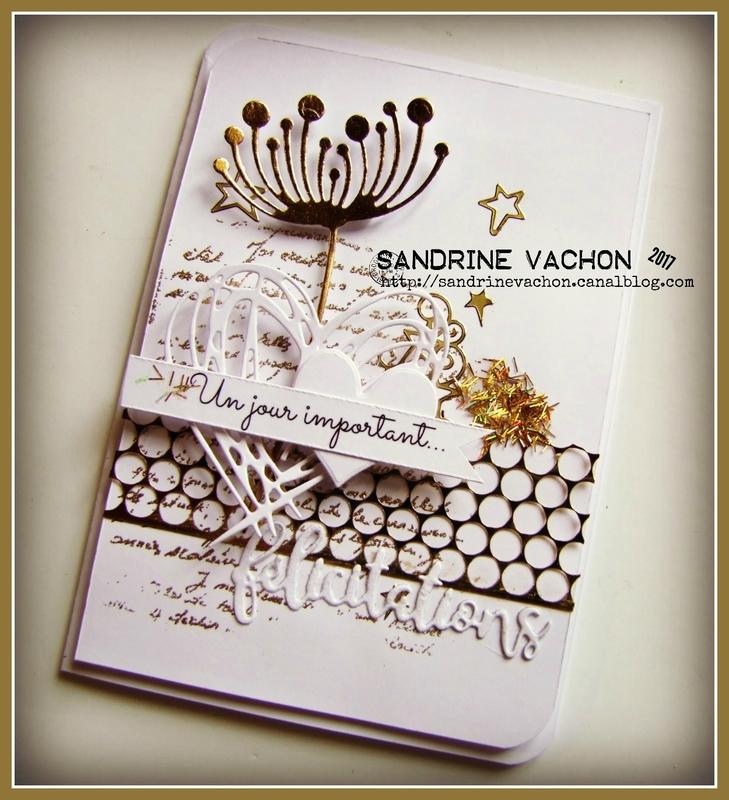 Sandrine VACHON défi 492 blog PCC