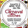 Carnaval des cloches , le 5 avril 2014, thème
