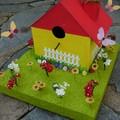 Concours maison d'oiseaux Holland