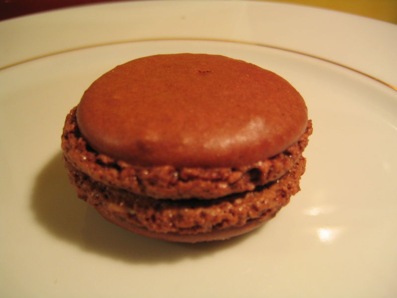 ... macarons creme au nutella and macarons recipes dishmaps creme au