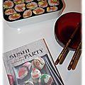 Activité enfant #7 : mercredi sushis