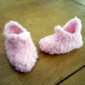1ers chaussons...