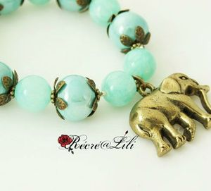 bracelet-vert-elephant1