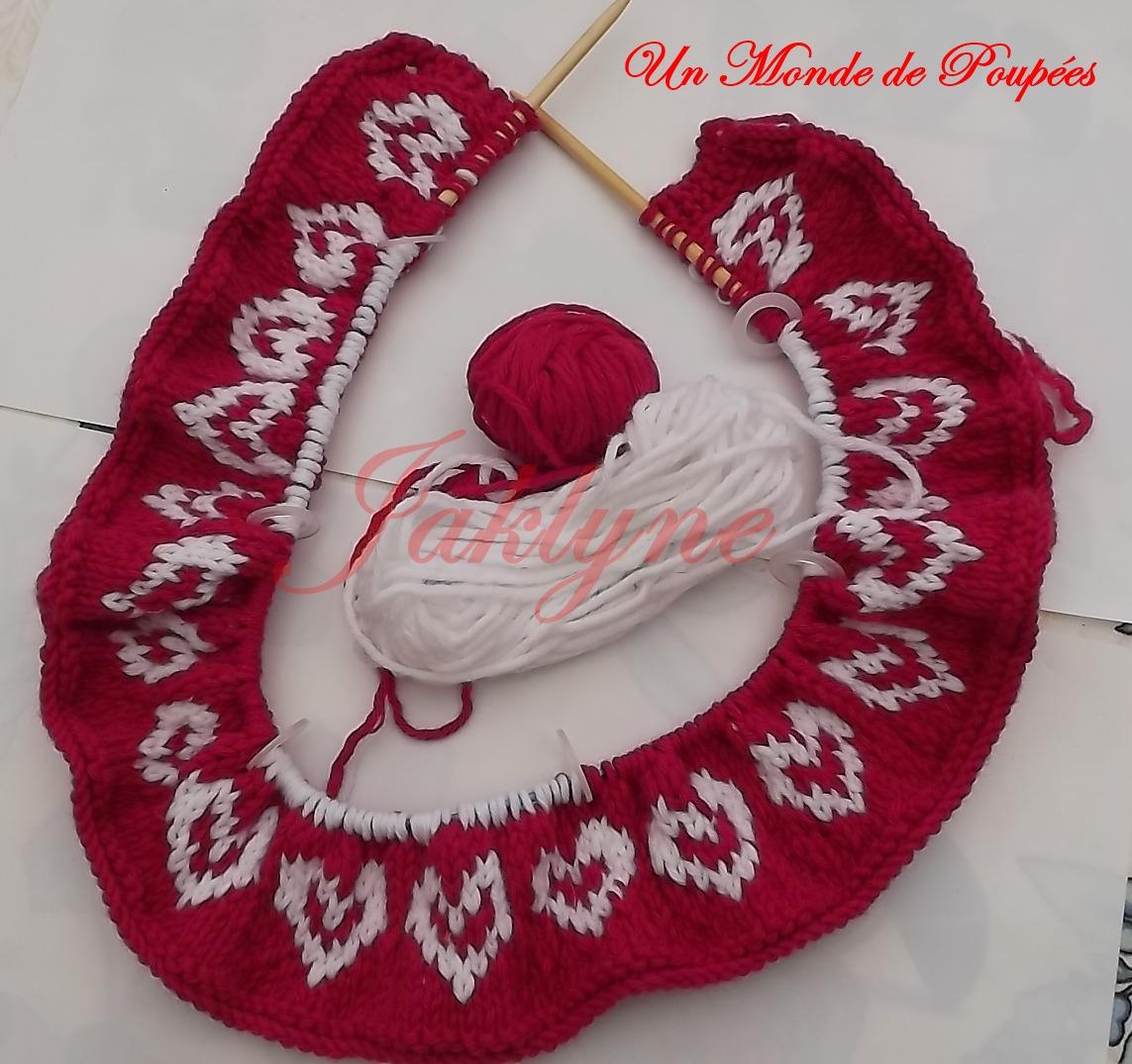 2) suite couverture laine