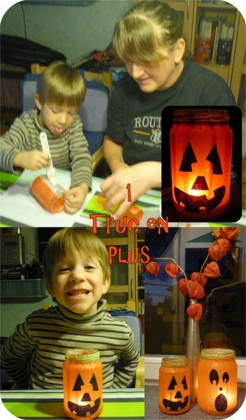 Bricolage Halloween 2012
